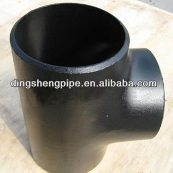 Hot sale good quality carbon steel equal/ reducing tee