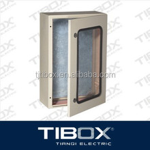 TIBOX standard full size decorative electrical metal outdoor switch boxes