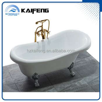 Low Price 67 39 Antique Freestanding Clawfoot Tub Buy