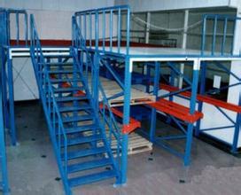 Mezzanine Area metal storage rack multi-level mezzanine racking mezzanine floor