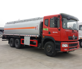 Professional manufacturer dongfeng truck oil fuel truck fuel anti theft device