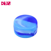 Factory Direct Sale Price Wax Container Food Level Safe Material Silicone Dabs Container Wax Box