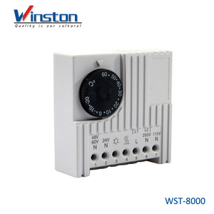 WST-8000 Bimetal Floor Heating Electronic Mechanical Room Thermostat Temperature Control