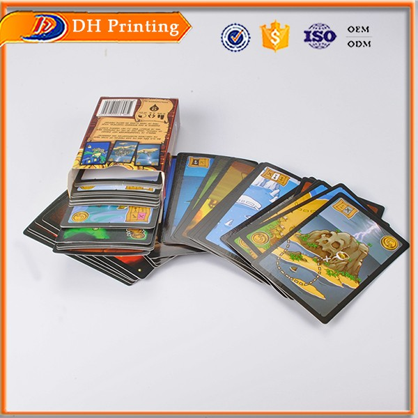 Customised Printing Printable Playing Poker Tarot Cards