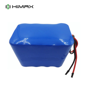 Li-ion 14.8V 4S3P 7800mAh 18650 Battery Lithium Ion with Charger for Newest Smart Robots