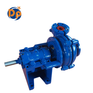 Mining centrifugal rubber lined wear resistant slurry pumps