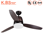 Home Appliance Electric Fan Decorative Residential Ceiling Fan With Light