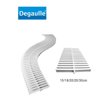 Degaulle Swimming Pool Overflow Drain Plastic Grating Product