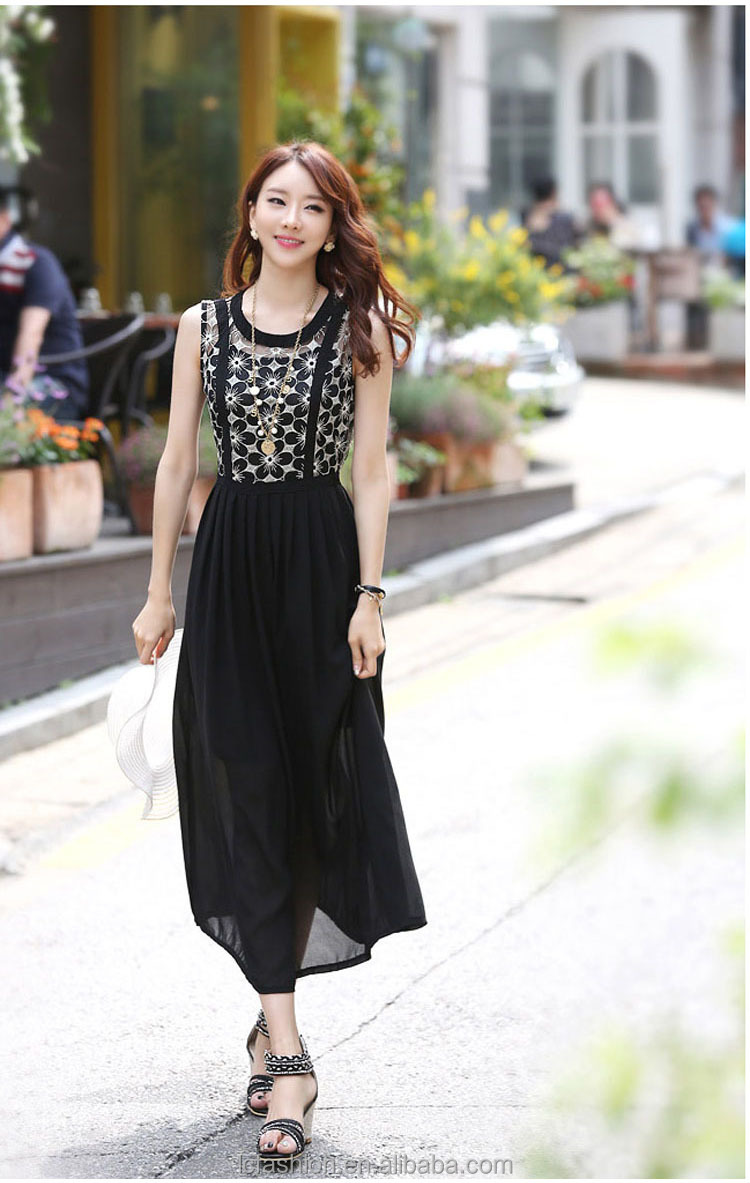 Korean Summer Dresses Dress Yp