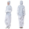 98% polyester factory antistatic working clothes