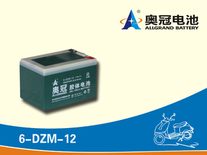 12V14Ah deep cycle lead acid maintenance free AGM GEL ebike battery