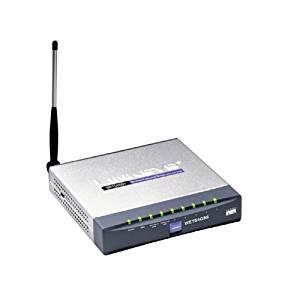 Buy Cisco-Linksys Wireless-G Ethernet Bridge with 5-port Switch