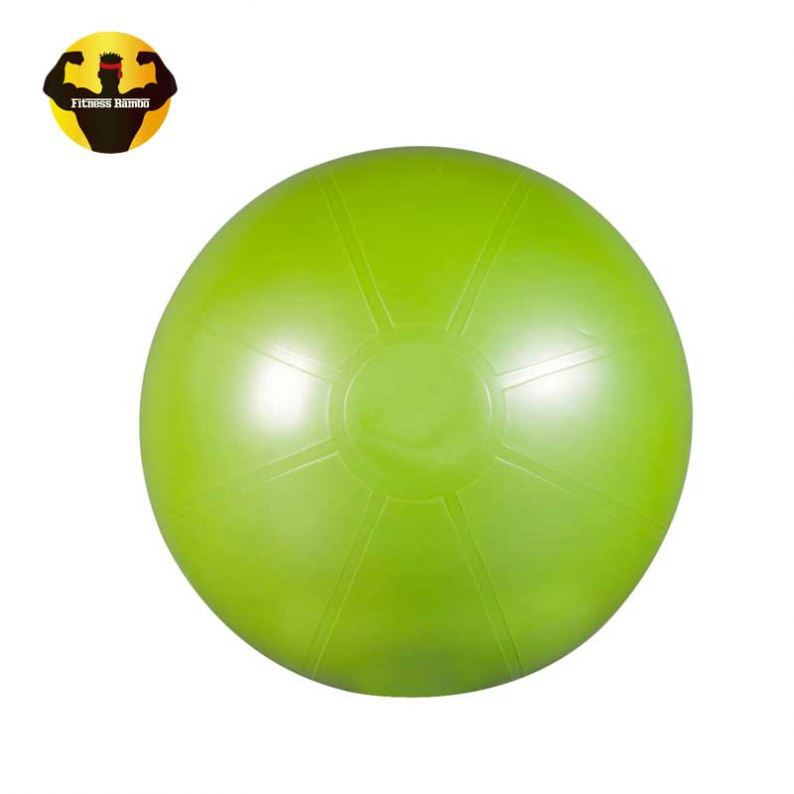 RAMBO Eco Pvc Anti Burst Gym Swiss Ball Yoga For Exercise With Watermelon Design