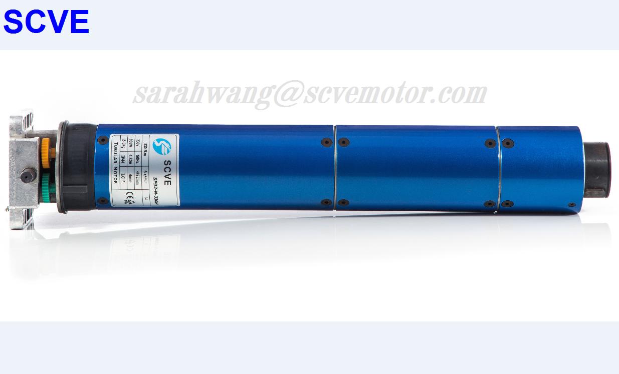 300Nm,330Nm nice rolling shutter door motor tubular motor