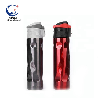 New Gold Chain Design For Men Women 500ML Stainless Steel High Grade Vacuum  Flask Sport Water 5d966d1803