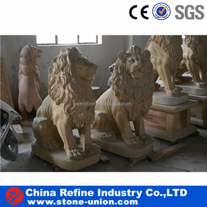 Hot Selling Lion Garden Statues