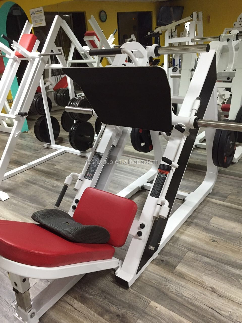Hot Selling Gym Equipment Leg Press Sp42/body Building Gym ...