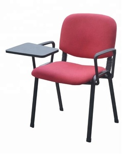 High Quality School Classroom Student Study Chair With Writing Pad