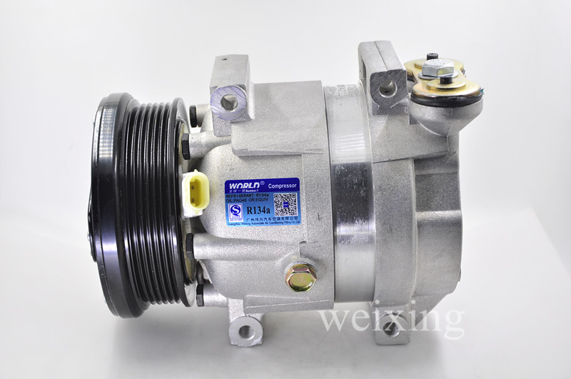 Car AC Compressor V5 6PK for Chevrolet Optra 1.6 96484932 2004
