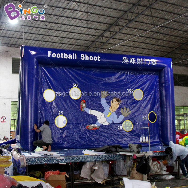 2018 World Cup inflatable soccer dart boards football shooting sport game