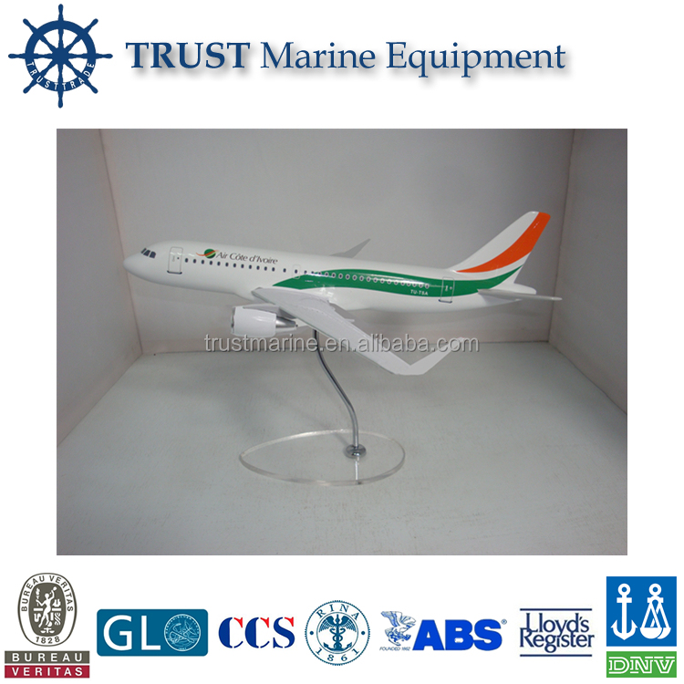 Boeing 737 large scale resin plastic air plane model