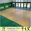 PVC Sports Flooring For Indoor Basketball Court Use