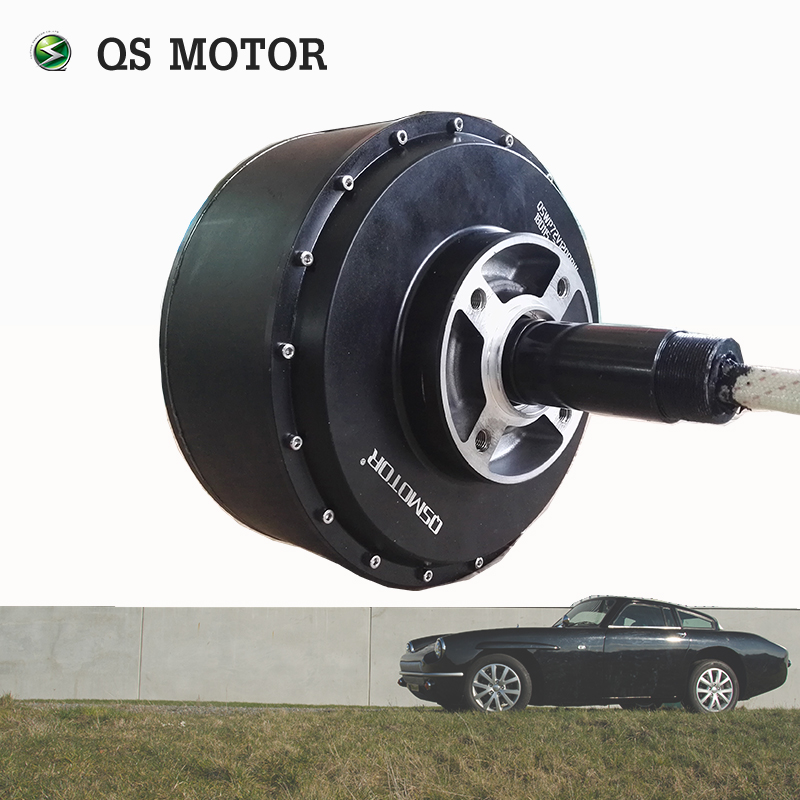 New Cover 12kw V3 electric car hub <strong>motor</strong> for 130kmh e-car
