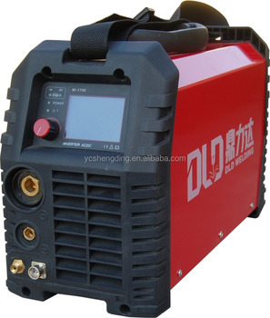 AC&DC EMC Pulse Welding machine from factory
