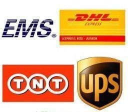 International cheap dhl fedex tnt ems ups door to door delivery service to Kokshetau