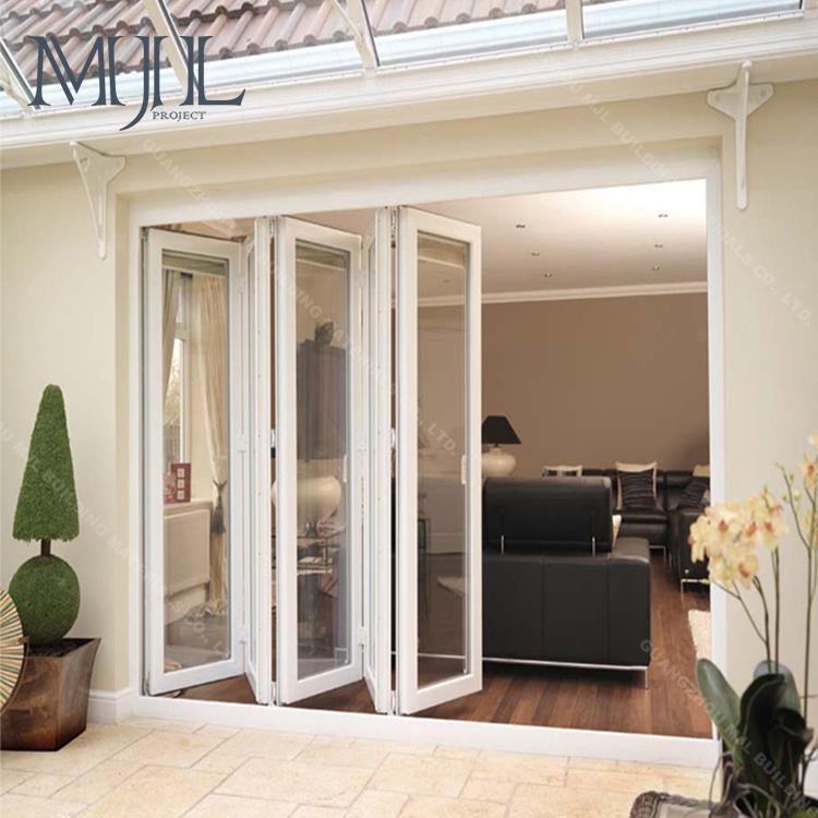 American Standard Aluminum Glass Bifold Doors Folding Doors Buy
