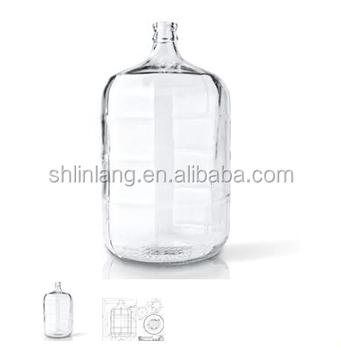 China Suppliers 65 Gallon 6 Gallon 3 Gallon Large Glass Jar 5