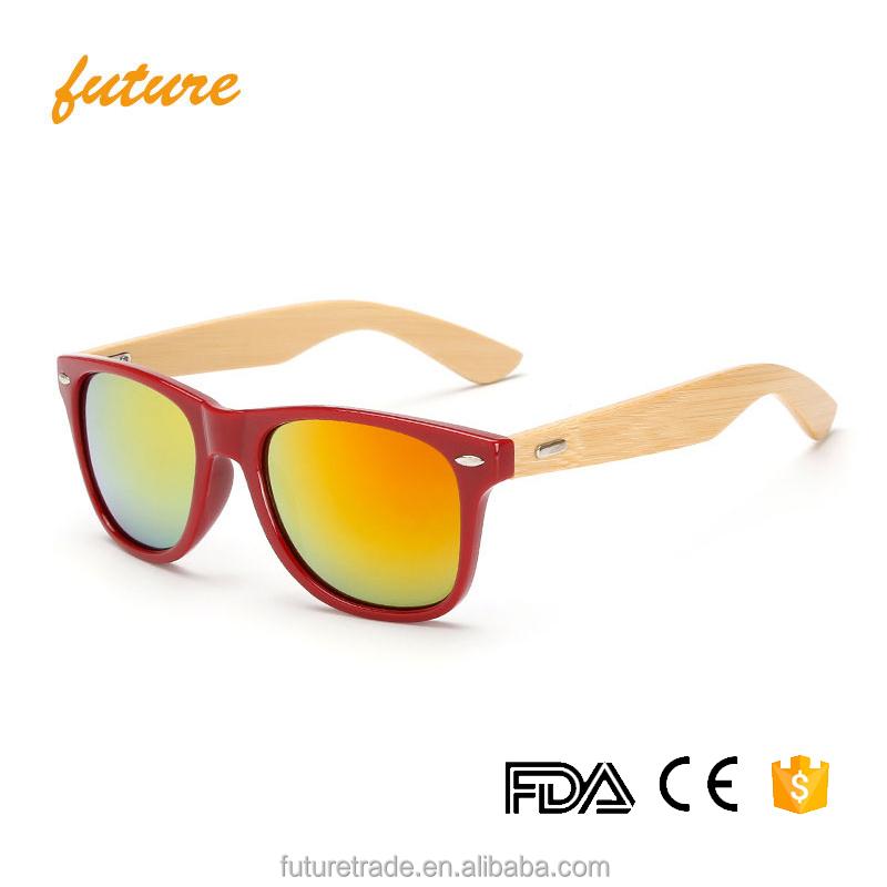 Alibaba.com / 1501 CE Handmade Wholesale in China Men Women Brand designer Wooden Bamboo Sunglasses 2019
