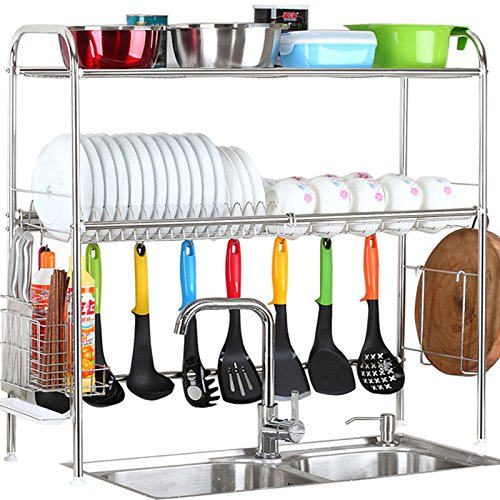 Buy Sus304 Stainless Steel Kitchen Accessories Rack