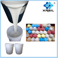 Pad printing silicone rubber for transfer pad making