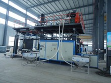 fully automatic 2000l three layers tank blow moulding machine