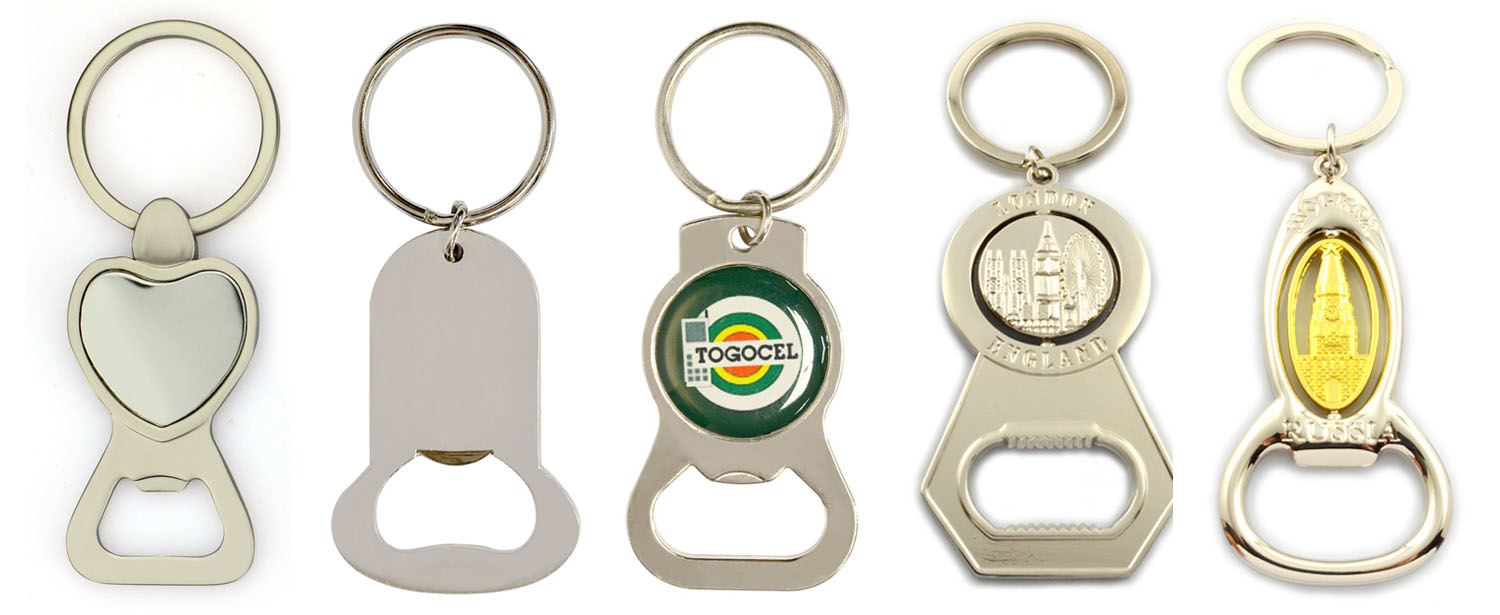 New low price metal personalized custom wall mounted beer bottle openers