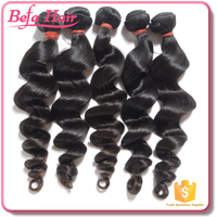 New Arrival 7A Brazilian Virgin Hair Bundle Deals,Brazillian loose Wavy Hair