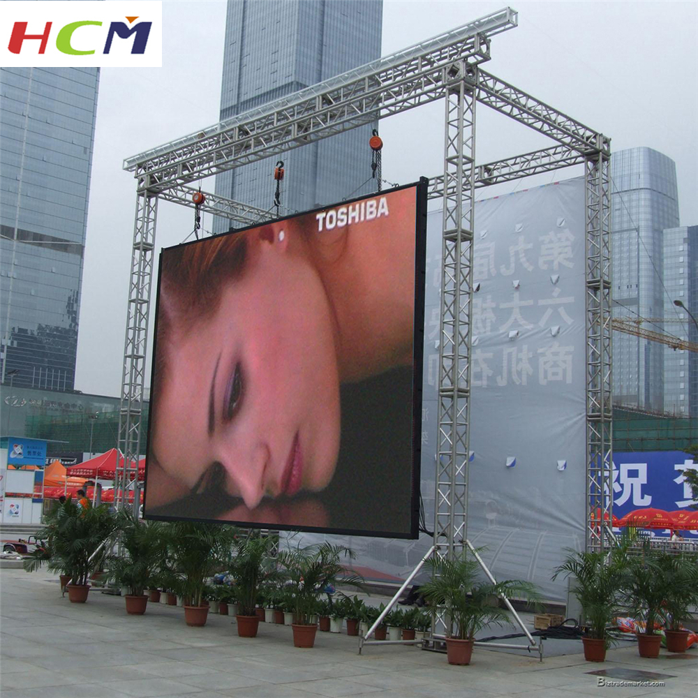 P3.91 P4.81 Rental Die-casting aluminum frame outdoor event show modular frame <strong>led</strong> <strong>display</strong>