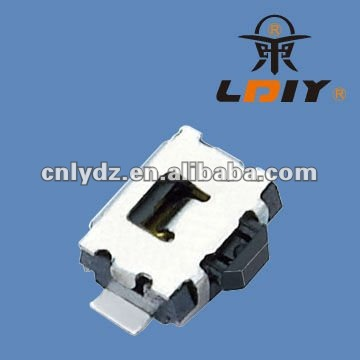 micro-miniature right angle smt tactile tact switch LY-A03-03