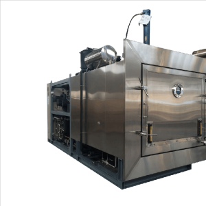good price for food/flower/fruit/vegetable Freeze Dryer, Large capacity industrial vacuum food freeze dryer