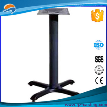 High Quality Cast Iron Table Base With Alibaba Trade Assurance From China  Ironcasting Supplier