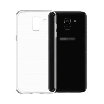 buy popular 3c142 54e87 For Samsung Galaxy J6 Transparent Case Cover,Silm Tpu Bumper Phone Case For  Samsuang Galaxy J6 2018 - Buy Phone Case For Samsung Galaxy J6,Case Cover  ...