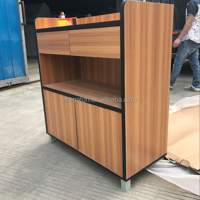 New Arrival Customized Wood Kitchen Credenza(FOH CUS SC01)