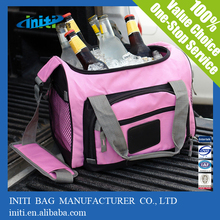 Outdoor Adjustable Messenger Bag Insulated Soft Cooler