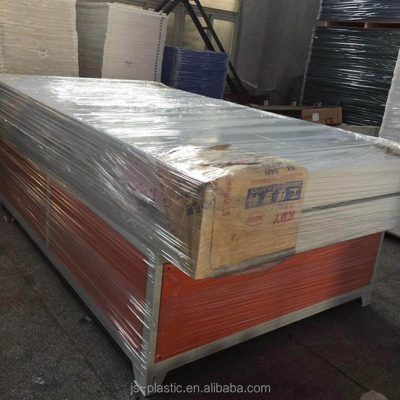 Corrugated Plastic Sheets Lowes Production Machine - Buy ...