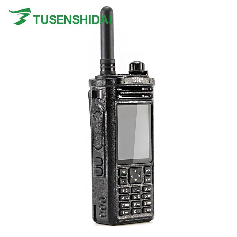 TopSale wcdma walkie talkie TSSD TS-W988 walkie talkie wcdma, sim card two way radio Wholesale from China