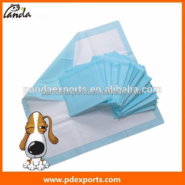 Urine Absorbent Disposable Pet Pad Puppy Select Pee Training Private Label OEM