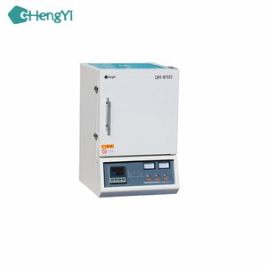 CHY-M1712 Laboratory Heating Treatment Box Type 1600c Mini Muffle Furnace