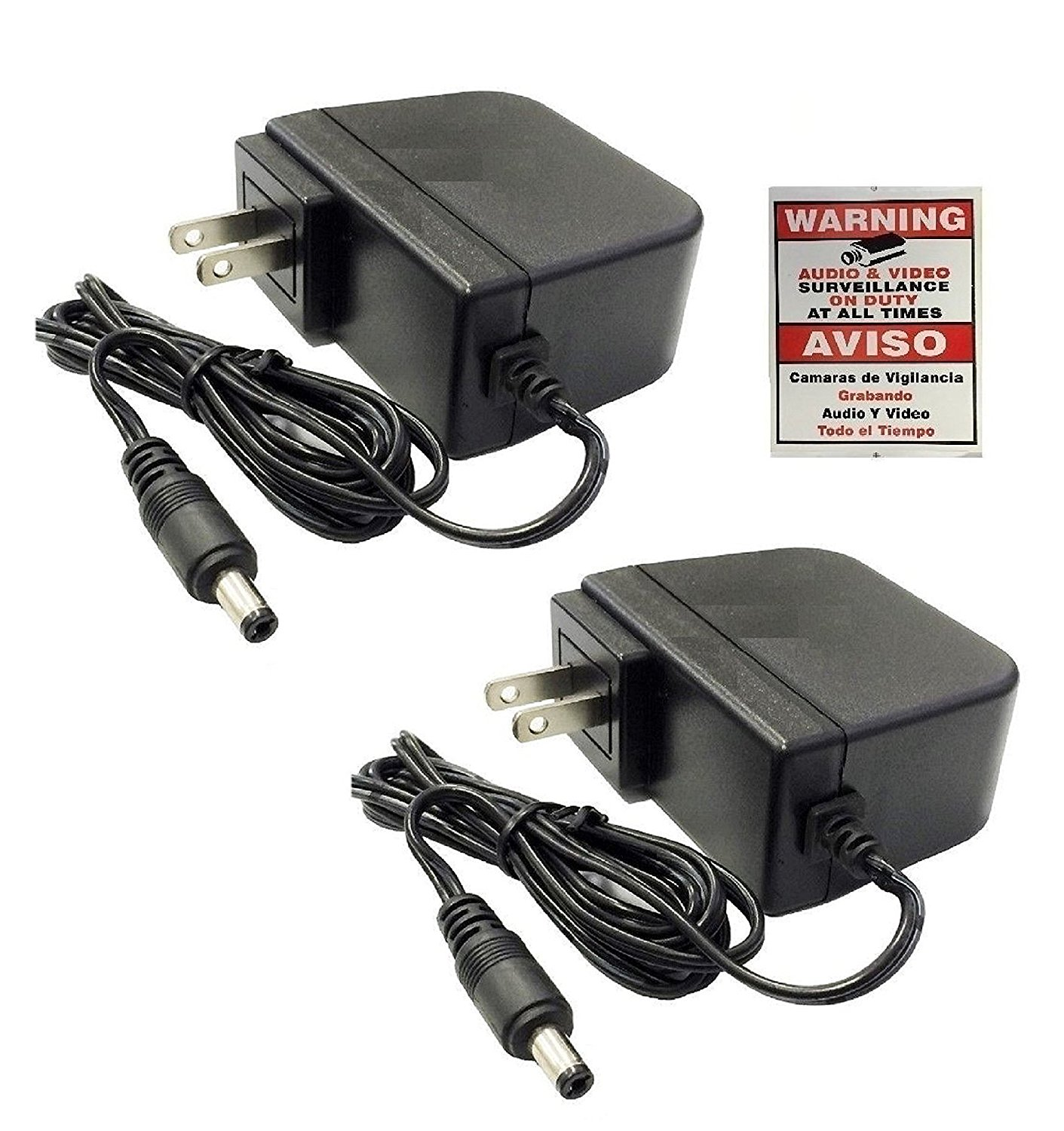 Cheap 5 Volt 2 Amp Power Supply Find 15 1 Regulated Get Quotations Pack 12v 2a 12 Dc Surveillance Camera For Night Owl