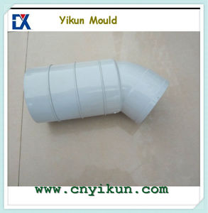 pipe fitting bending mould making for pvc